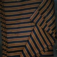 Kain Lurik Tenun ATBM / Lurik Solo / Lurik Jogja / Bahan Baju Jawa