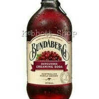 BUNDABERG Burgundee Creaming Soda 375ml