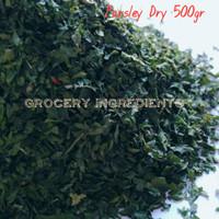 Parsley Dried / Peterseli / Daun Sup - 500gr