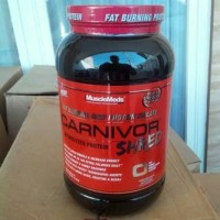 Jual MuscleMeds Carnivor Shred Fat Burning Beef Protein Isolate 2.28lbs Murah
