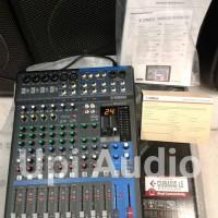 mixer audio YAMAHA MG 12 XU profssional Discon..