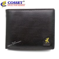Dompet tidur pria kulit asli import termurah - Cosset UK STGTb Black