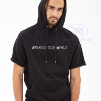 Premium Short Hoodie Avenged Sevenfold - Jacket Pendek - Xavier Cloth