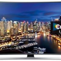 Samsung LED 48JU7500 48 inch UHD 3D Smart Curved TV di atas 49MU6300