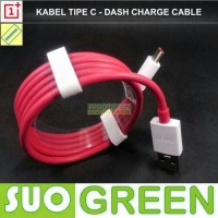 ORIGINAL KABEL DATA ONEPLUS 5 3 2 DASH TIPE TYPE C ORIGINAL