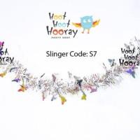 Jual Slinger Natal / Hiasan Natal Christmas / Dekorasi Natal Christmas S7 Murah