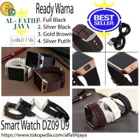 JAM TANGAN HP SMARTWATCH U9 / DZ09 SMART WATCH MURAH TERMURAH