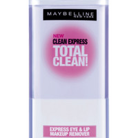 Maybelline Clean Express Total Clean Make-Up Remover, 70 ml