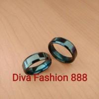 Cincin Wanita Pria Couple model Tungsten