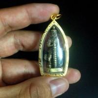 Jual Thai _Amulet Buddha Guard Lord Wedsuwan Giant Murah