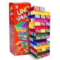 Jual Mainan Balok  Susun Uno Stacko / Mainan Edukatif / Family Game Murah