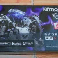 Jual Sapphire NITRO+ Radeon RX 580 / RX580 OC 8GB GDDR5 Murah