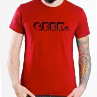 Geek 03 - Kaos Geek / Kaos Kutu Buku / Baju Distro Pria