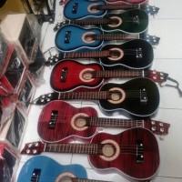 Jual Gitar Ukulele akustik senar 4 termurah (khusus gojek) Murah