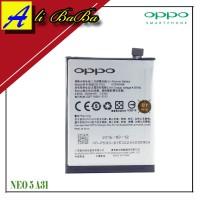 Baterai Handphone Oppo BLP593 Oppo Neo 5 A31 Batre HP Battery Oppo