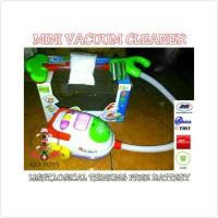 mainan belajar membersihkan rumah mini vacuum cleaner FREE BATTERY