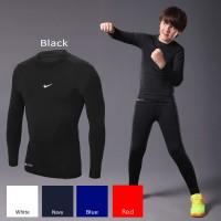 Jual NEW !! Kids Baselayer/Manset Anak Nike All Colour Murah