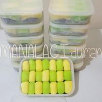 Pancake Durian Mini - Manalagi Durian - Ori pandan