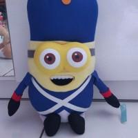 Jual Boneka Besar Minion Soldier  Import 35cm Murah