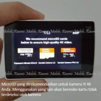 Jual Paket Komplit Xiaomi Yi Versi 2 4K dengan Bluetooth Monopod Murah