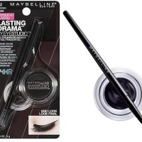 100% ASLI Maybelline Lasting Drama by Eye Studio Gel Liner