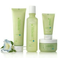 Jafra advanced dynamic Mattifying Set / kulit berminyak isi 4