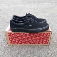 Sepatu Vans Era full Black Waffle IFC