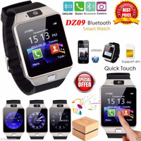 Jual SMART WATCH U9 / SMARTWATCH DZ09 Bluetooth Jam Tangan Pintar Murah