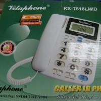 Pesawat Telepon Vitaphone KX-T618