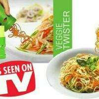 Jual VEGETEBLE / VEGGIE & FRUIT TWISTER Alat Pemotong Spiral Garnish salad Murah