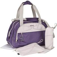 Jual SALE...!! OKIEDOG Shuttle Urban Violet / Diaper Bag Tas Popok Murah