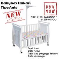Harga Box Bayi Kayu Second 750rb Hargano.com