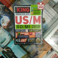 The King Bedah Kisi-kisi US/M SD/MI 2018 - Forum Tentor Indonesia