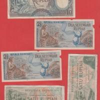 Jual 912.paket murah mahar nikah 17 rupiah uang indonesia u/koleksi asli Murah