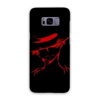 Anime One Piece Monkey D Luffy Soft Art Galaxy S8 - S8 Plus Case