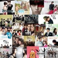 Paket 10 DVD Kumpulan Lagu Korea Mp3 Album OST Drama Korea Kdrama
