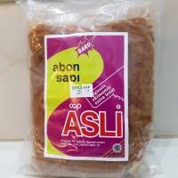Jual Abon Sapi Cap Asli/Daging Sapi Asli/Daging Olahan/Murah Murah