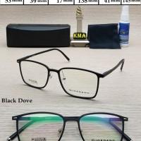 frame kacamata minus GIORDANO CABRIO ELASTIS frame kotak lentur minus