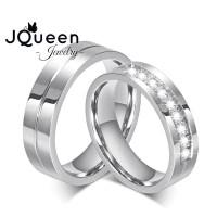 Cincin Couple / Tunangan / Nikah / Pasangan / Titanium C023