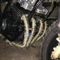 Jual Dei Exhaust Wrap Original USA Pembungkus Header Knalpot Mobil Murah