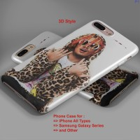 Lil Pump Miami Rapper iPhone Case & All Case HP