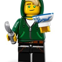 Lego Minifigures Ninjago Movie - Lloyd Garmadon