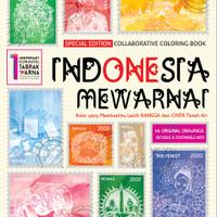 Jual Indonesia Mewarnai - Buku Mewarnai Untuk Dewasa Murah