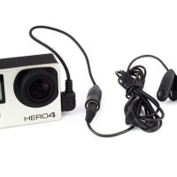 Jual USB Stereo Microphone For GoPro Black Murah