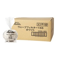 KALITA Wave 155 Series Paper Filter White 1-2cups 100pc
