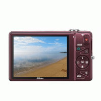 Nikon Coolpix S5200 WiFi (Silver) + Memory Card 16 GB