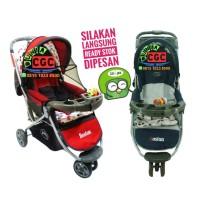 harga Baby Stroller Pliko Boston Pk 338 Kereta Bayi 3 Roda Khusus Gokilat Tokopedia.com
