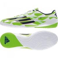 sepatu futsal adidas f10 hijau putih original
