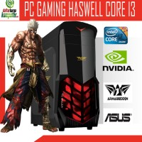 PC GAMING HASWELL CORE I3
