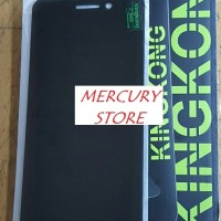iPhone 7 Kingkong Anti-Spy Tempered Glass Anti Gores Kaca Gelap